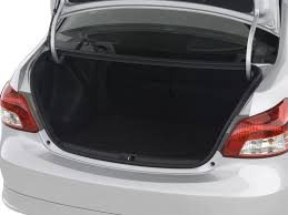Image: 2008 Toyota Yaris 4-door Sedan Auto S (Natl) Trunk, size ...
