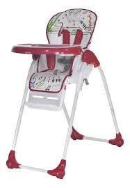 Купить <b>стульчик для кормления Everflo</b> Quartet Q33 red, цены в ...
