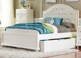 Liberty Furniture Bedroom Sets Liberty Furniture Stardust Twin Trundle Bed With Tufted Headboard