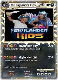 Small Picture Pokmon tha skylander kids skylander boy My Pokemon Card