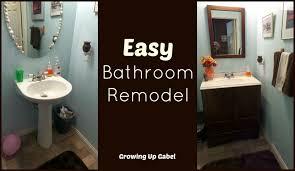 bathroom redo. Bathroom Remodel Redo