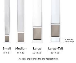 delightful smart freedom aluminum patio panel sliding petsafe freedom patio panel pet door sizes small doors