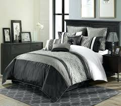 dark bedding sets black white comforter all bed solid set and gold twin sheets xl size