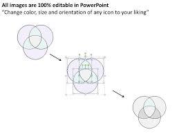 Three Circle Venn Diagram 1814 Business Ppt Diagram Three Circle Venn Diagram