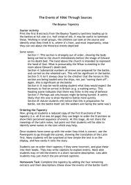 battle of hastings essay plan why did the normans win the battle  essay on the battle of hastings year quotes for writing a paper abortion and murder