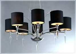 impressive mini chandelier lamp shades mini lamp shades for chandelier home depot