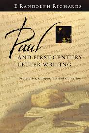 Paul And First Century Letter Writing Intervarsity Press