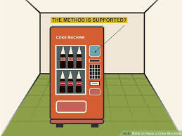 Wurlitzer Vending Machine Hack Best How To Hack A Coke Machine 48 Steps With Pictures WikiHow