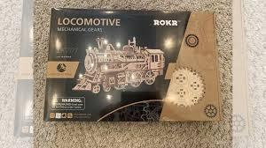 <b>Деревянный 3D конструктор</b> с приводом <b>Robotime</b> *Loc купить в ...