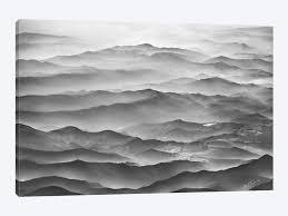 ocean mountains by ben heine 1 piece canvas art print  on 3 piece wall art mountains with ocean mountains canvas wall art by ben heine icanvas