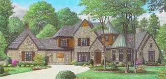 5829 sq ft country plan with sundeck 170 1863 color rendering of this house plan