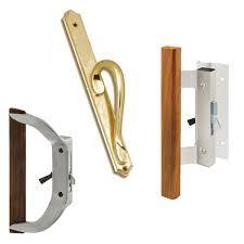 patio door handle sliding glass handles 2 cur