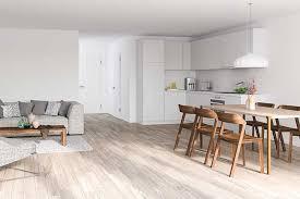 apartment with vinyl floor