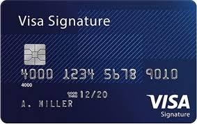 Visa Vs Visa Signature Benefits Key Differences