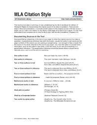 Mla Format Citation Scarlet Letter Tripevent Co Fresh Samples