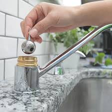removing ball valve from the faucet