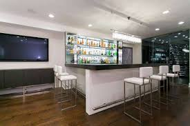 modern basement bar ideas. Modren Ideas Modern Basement Bar Design Intended Ideas