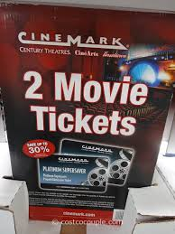 cinemark gift cards costco