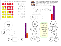 Part Part Whole Chart Year 1 Missing Number Calcuations Using Part Whole Models And Cubes