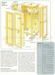 Simple Furniture Plans Simple Wardrobe Plans O Woodarchivist