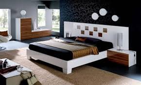 Latest Bedroom Interior Design Terrific Youth Modern Bedroom With White Green Wall Paint Idea And