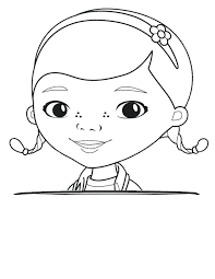Doc Mcstuffins Coloring Pages To Print Kinopoiskruinfo