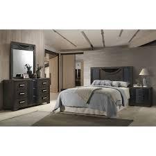 4 Piece Seneca Queen Bedroom Collection