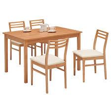 dining set wood. samurai furniture rakuten global market dining set five wood r