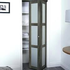 bifold closet doors with glass. Frosted Glass Bifold Closet Doors Wood Door With Interior