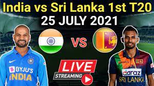 IND vs SL 1st t20 Match Live Score ...