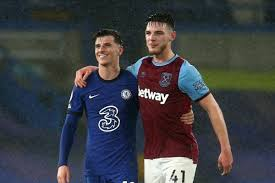 Mason mount was having a sparkling under 21 debut on tuesday night with an assist and a goal mason mount had a debut to remember for the england under 21s on tuesday. Mason Mount S Father Reveals Story Of Declan Rice S First Day At Chelsea And The Close Bond West Ham Midfielder Has With His Son