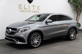 Yep, the automaker firstly showcased such a car in detroit at the beginning of 2015, and it is known as the gle coupe. Used 2016 Mercedes Benz Gle Class Gle Amg 63 4matic S Coupe For Sale Right Now Cargurus