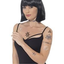 čarodějnické Tetování