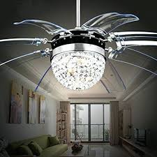 crystal chandelier ceiling fan combo living cute crystal chandelier ceiling fan 9 likable home lighting combo