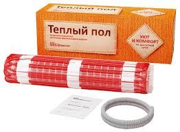 Нагревательный <b>мат</b> Warmstad WSM-1210-<b>8.0 8м2</b> 16м 1210Вт ...