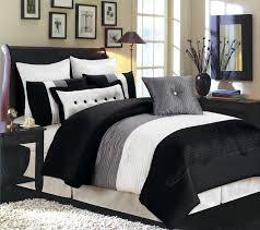 black king size bedding sets and grey notes of elegance lostcoastshuttle
