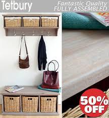 Hallway Storage Bench And Coat Rack Stunning Acacia Hallway Shelf with Coat Rack and matching storage 32