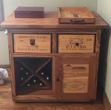 wine box furniture. Crate Furniture, Wine Crates, Upcycling, Boxes, Upcycle Box Furniture E