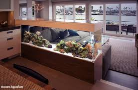 Image result for luxury and custom fish tank