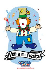 Invitaciones Fiesta Invitaciones Para Fiestas De Cumpleaños Infantiles En Madrid