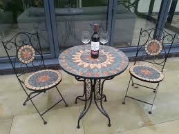 image of porch outdoor bistro table and chairs