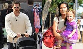 Padma Lakshmi loses battle with ex Adam Dell but daughter will still have  her trust fund from Teddy Forstmann | Daily Mail Online