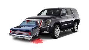 luxury full size suv the luxury suv has killed the luxury sedan