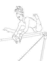 gymnastics coloring page rhythmic gymnastics coloring pages gymnastics coloring pages gymnastics coloring page pages gymnastic with