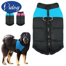 dog clothes for large big dog winter coat