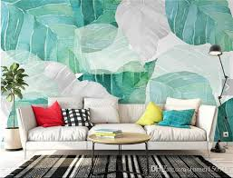 north europe design tropical wallpaper photo wall mural for living better murals pleasant 4
