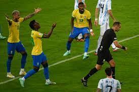 كرة القدم: فازت الأرجنتين على البرازيل 1-0 لتفوز بكوبا أمريكا ، أخبار كرة  القدم وأهم الأخبار • 11 يوليو, 2021