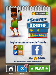 Subway Surfers Coins and Invincibility Hack v.1.1