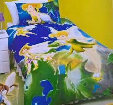 fairies tinkerbell doona quilt duvet cover set
