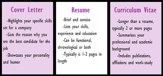 Difference between qualification and education in resume The Balance Difference  Between Cv And Resume Examples Resume